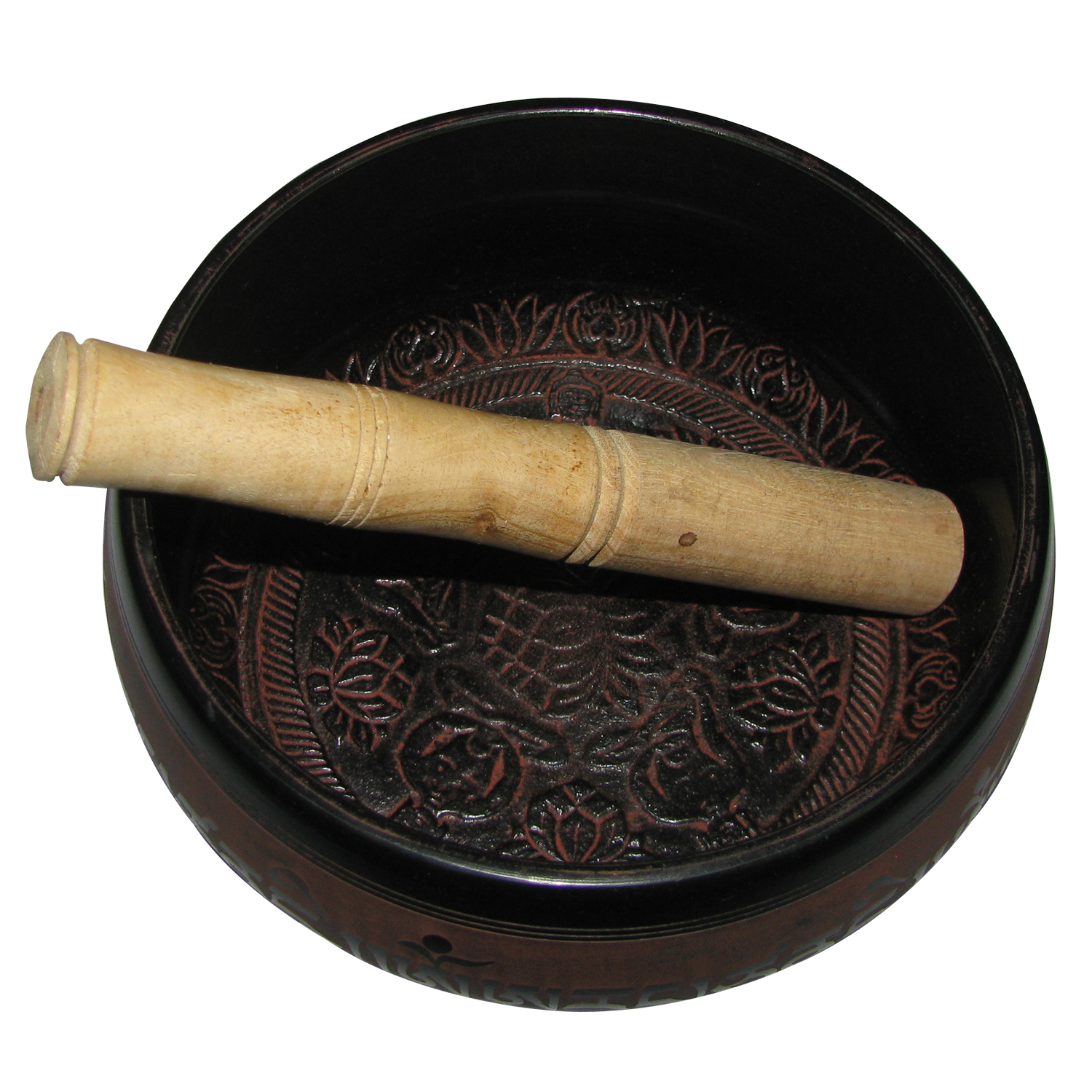 Antique Tibetan Singing Bowl Om Chanting Bowl Rin Gongs Himalayan Bowls  Suzu Gongs Meditation Bowl Buddhist Meditation – A0004