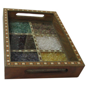 a4378-gem-stone-wooden-tray