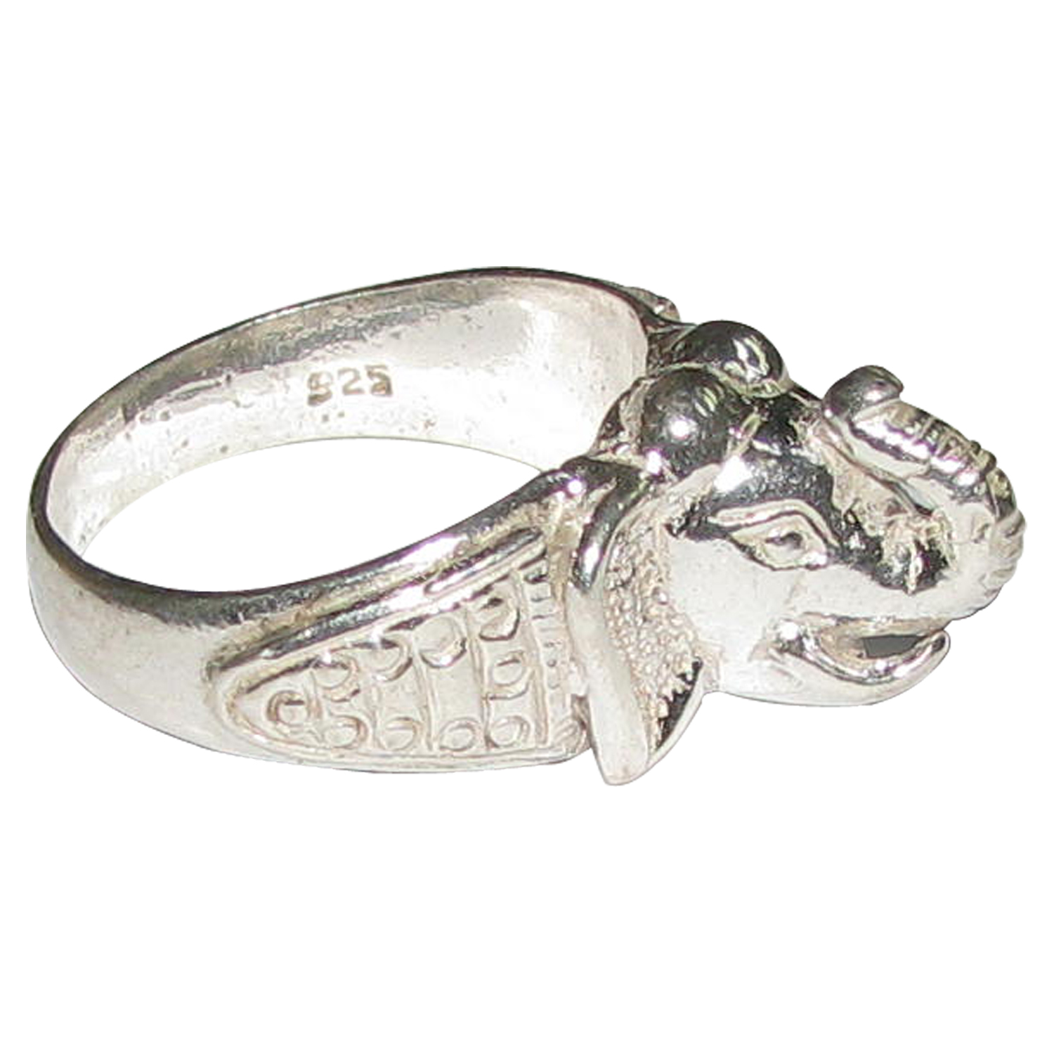 a zilveren tembo product hair engagement elephant olifant rings web ring haar silver la